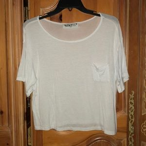 White Project Social T T-Shirt